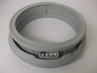 Seal | Door gasket bellows without light | Part No:8996453251416
