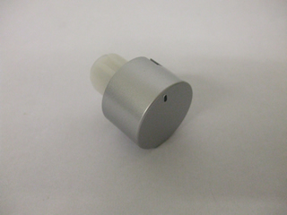 Knob Aluminium | Push In Out | Part No:C00195981