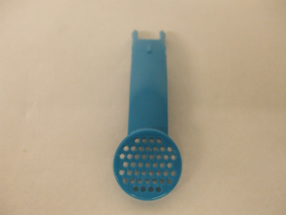 Cap | Wand handle slide cap turquoise | Part No:90724603