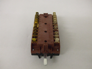 Selector switch | Please DO NOT ORDER this switch if any of the wiring loom is burnt at the switch please order part no.1131114S which comes with wiring loom | Part No:0500281