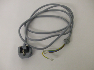 Mains cable | Flex supply UK | Part No:00493879