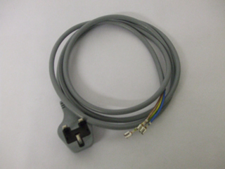 Power Cable | UK Power Cable 2M 3X1.5 | Part No:50292305005