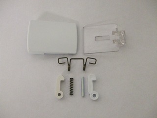 Door Handle Kit | Handle and Catch Kit | Part No:DOR4584