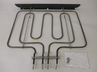 Element Grill | Grill Element with Support Kit 2800w | Part No:C00159828