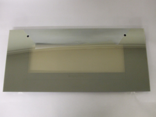 Door Glass | Glass Top Door Mirrored. Does not fit the MK2 | Part No:C00225713