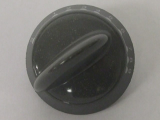 Control Knob | Graphite knob assembley main O/V and grill | Part No:C00241815