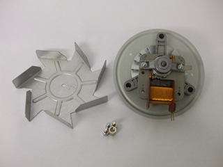 Motor | Fan motor | Part No:3115211017