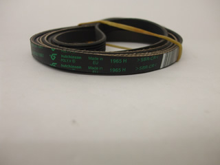 Belt | Poly 1965 H6 | Part No:481235818186