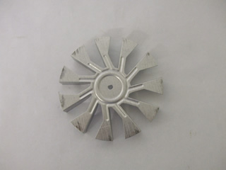 Fan | Fan Motor Air Guide | Part No:3581960980