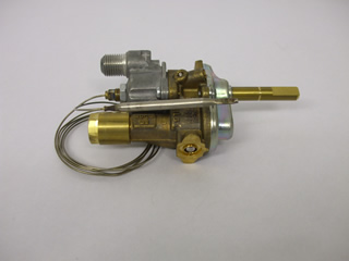 Thermostat | 1 Way Oven Thermostat with Valve | Part No:C00119829