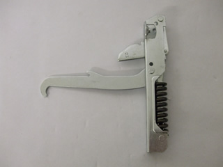 Hinge | Left hand side hinge | Part No:4006015749