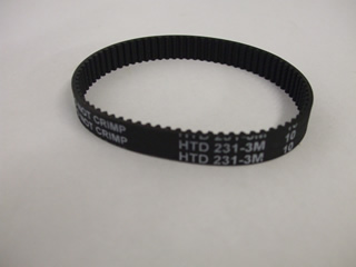 Belt | Toothed Belt HTD 231-3M | Part No:90552006