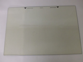 Glass | Inner Door Glass Oven | Part No:082945200