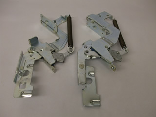Hinge | Door Hinge Kit | Part No:50247626000