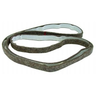 Seal Front | Felt seal drum front | Part No:C00142613