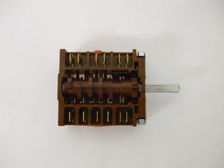 Switch | 6 Position Selector Switch 46.27266.813 | Part No:C00013413