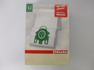 U Hyclean Dust Bags Pk4 | Genuine Bags. Includes 4 x Dust Bags, 1 x 1x Motor Filter and 1 x Super Air Clean Filter | Part No:7282050