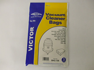 Bag | Pk5 Dust Bags | Part No:BAG108