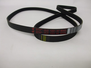 Belt | 1221H7 poly vee belt | Part No:C00056948