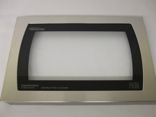 No Longer Available   Obsolete Outer Door Trim No Alternative   Part No:E302A7N00SBP
