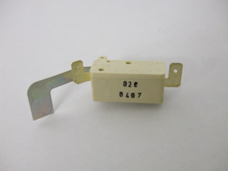 Switch | Microswitch With Brass Lever | Part No:C00018216