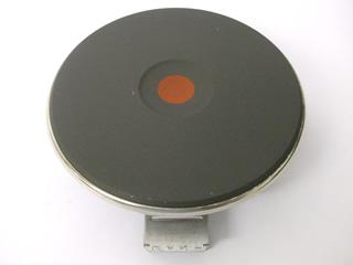 Hob Element   2000W 180MM Dia Solid Hotplate Element   Part No:3890855038