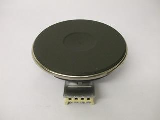 Hob Element   1000W 145MM Dia Solid Hotplate Element   Part No:3890853017