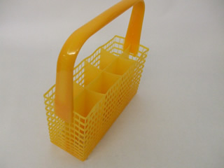 Basket | Cutlery basket Yellow | Part No:1524746508