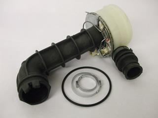 Heating Element | Heating Element and Pump Housing | Part No:481225928927
