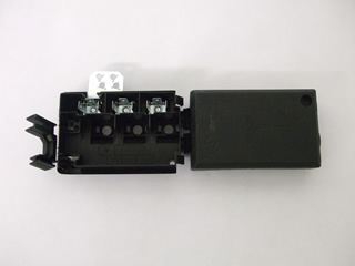 Terminal Block | Mains Terminal Block F2000 UK | Part No:C00118110