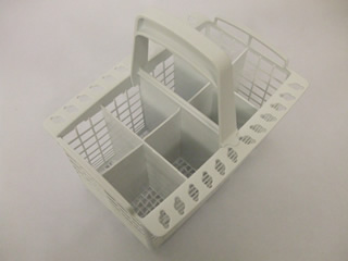 Cutlery Basket | Universal Cutlery Basket *24cm L, 18cm W, 23cm T to top of handle* | Part No:C00079023