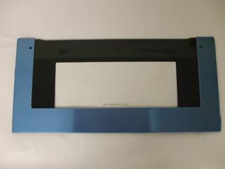 Glass | Outer Door Glass High Grade Steel | Part No:3156961140