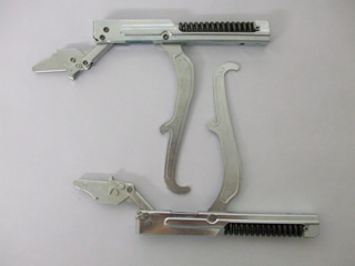 Hinge | Single Top O/V Door Hinge | Part No:77X1782