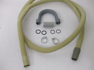 Hose | Drain pipe | Part No:481953028534