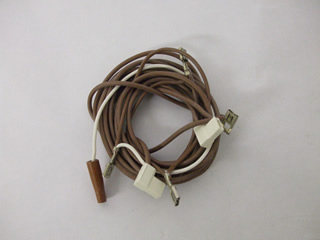 Thermal Fuse   Thermal Fuse and Cable   Part No:160100467