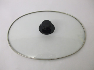 Lid | Glass Lid Complete | Part No:48715002