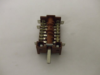 Selector Switch | Main O/V Selector Switch | Part No:03010610