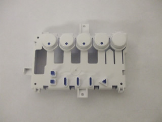 Button Cluster | Button Frame, Does Not Include PCB | Part No:41010366