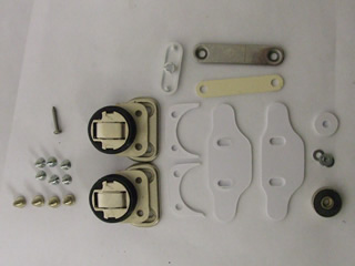 Hinge Kit | Decor door fixing kit | Part No:41026810