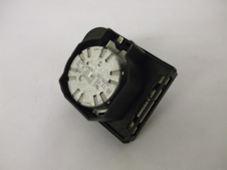 Selectro Switch   Elbi 1665. Please check your serial number before ordering as more than one timer has been used on most models   Part No:C00083916