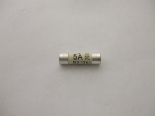 Fuse 5A | Consumer Unit 5A Fuse. **Not for use in plugs** | Part No:5AFUSE