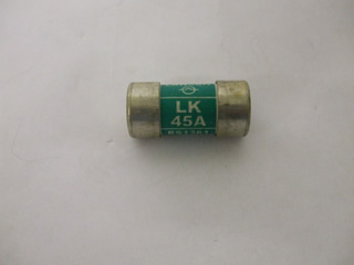 Fuse 45A | Consumer Unit Fuse 45A | Part No:45AFUSE