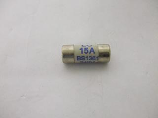 Fuse 15A | Consumer Unit Fuse 15A | Part No:15AFUSE