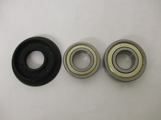 Bearing Kit | Bearing and Seal Kit. 6206Z, 6306Z, 35-72/84-11/18. | Part No:00283726