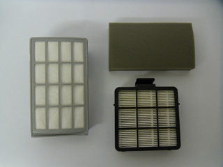 Filter | HEPA Filter Kit | Part No:1912768800