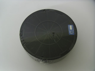 Filter | Carbon filter x2 in pack Diameter 196mm