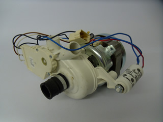 Wash Motor | Wash Motor/Pump | Part No:C00115902