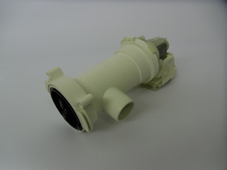 Drain Pump | Drain Pump Complete With Housing | Part No:52X3572