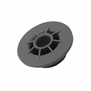 Lower Basket Wheel | Bottom Roller - Axis No Longer Supplied With The Wheel, Order C00257142 If Axis Is Needed | Part No:C00290453