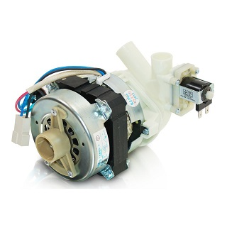 Recirculation Pump | Pump Motor | Part No:012G9380538